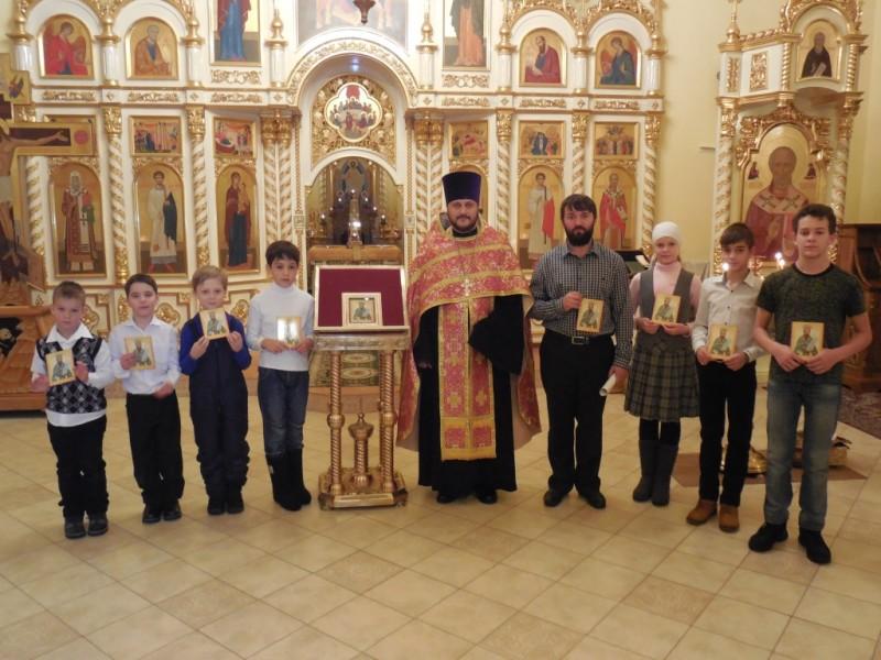 В г.Стрежевом Томской области образован отряд Братства православных следопытов