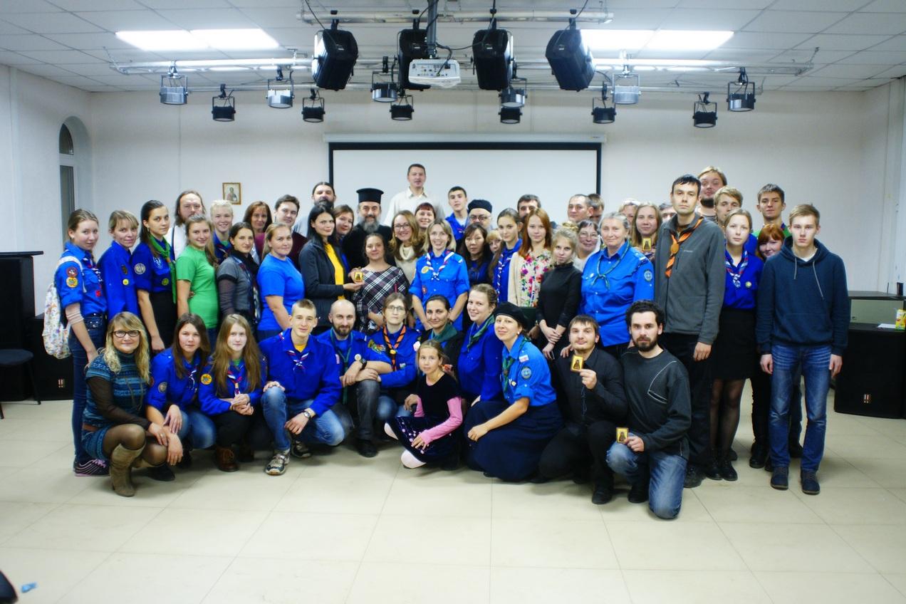 В Кемерово состоялись курсы для руководителей Братства православных следопытов