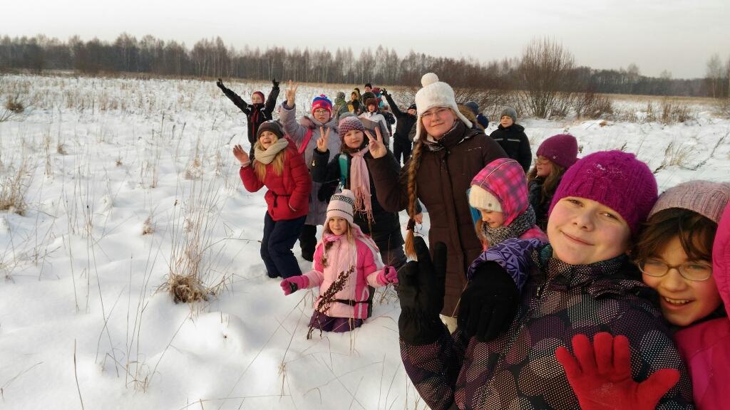 Рождественский лагерь в г.Нерехта на зимних каникулах!