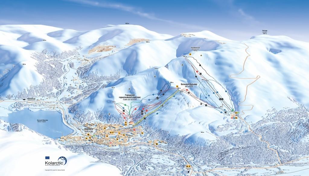Горнолыжная программа (+сноуборд) в Братстве православных следопытов