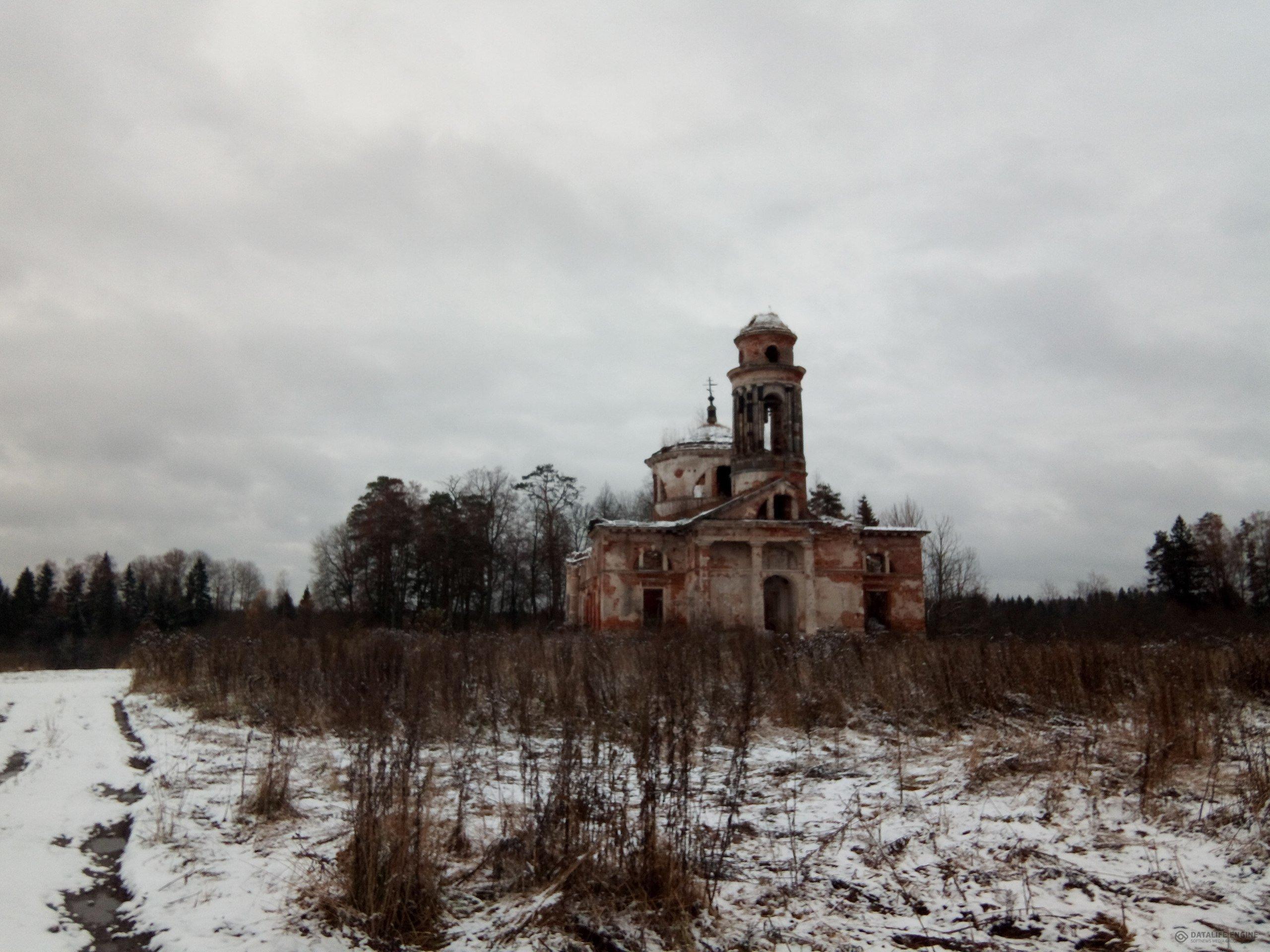 Волоколамские следопыты совершили тренировочный поход-паломничество