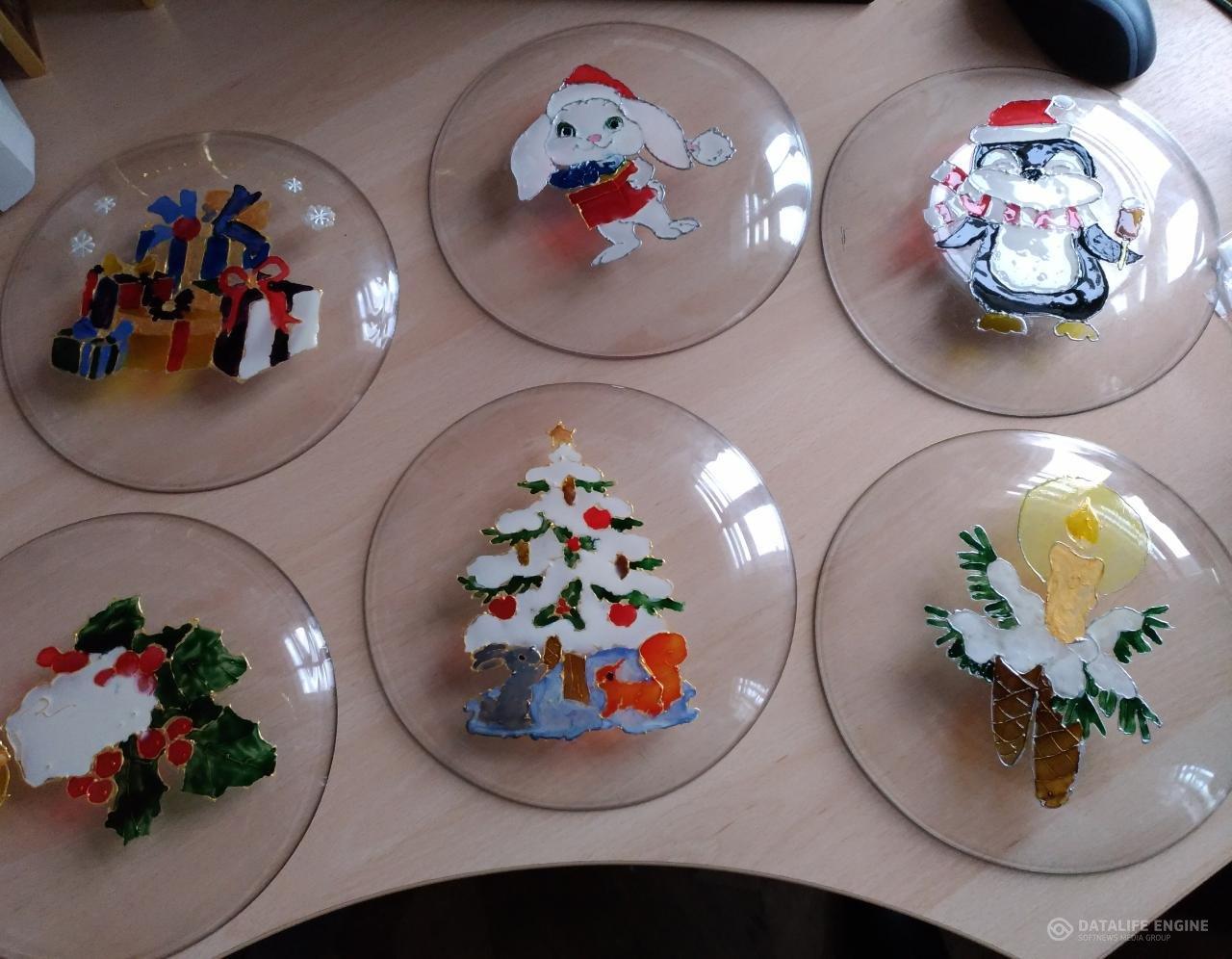 Следопыты Московского отделения БПС поздравили с Рождеством пациентов Первого Московского хосписа
