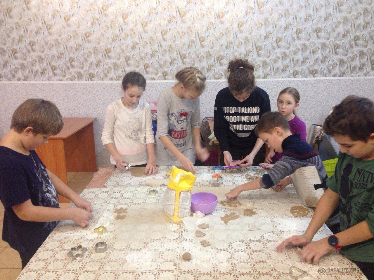 Состоялся Рождественский лагерь Московского отделения БПС