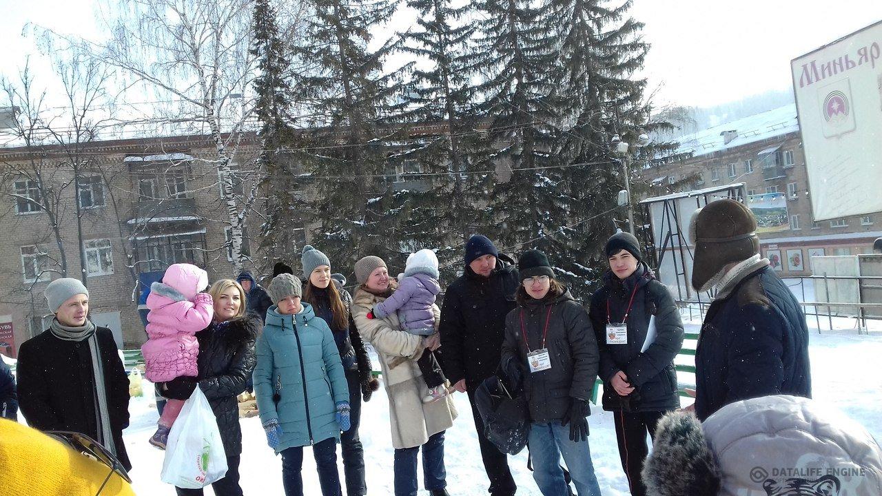 Отряд «Преображение» Уфимского отделения БПС провел квест для детского дома в Миньяре