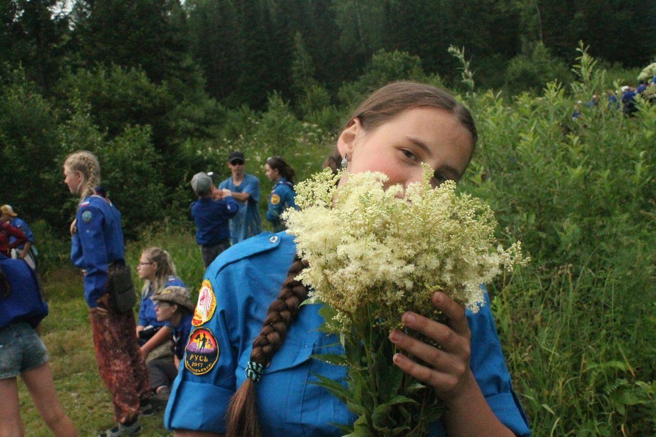 В горах Кузнецкого Алатау завершился Областной скаутский слет