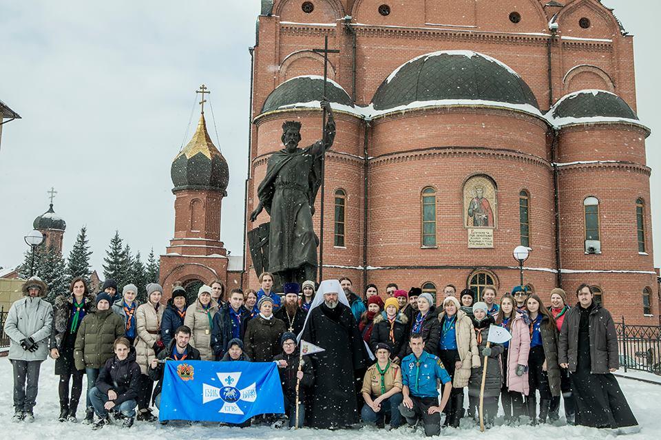 В Кемерово прошли курсы повышения квалификации руководителей Братства православных следопытов