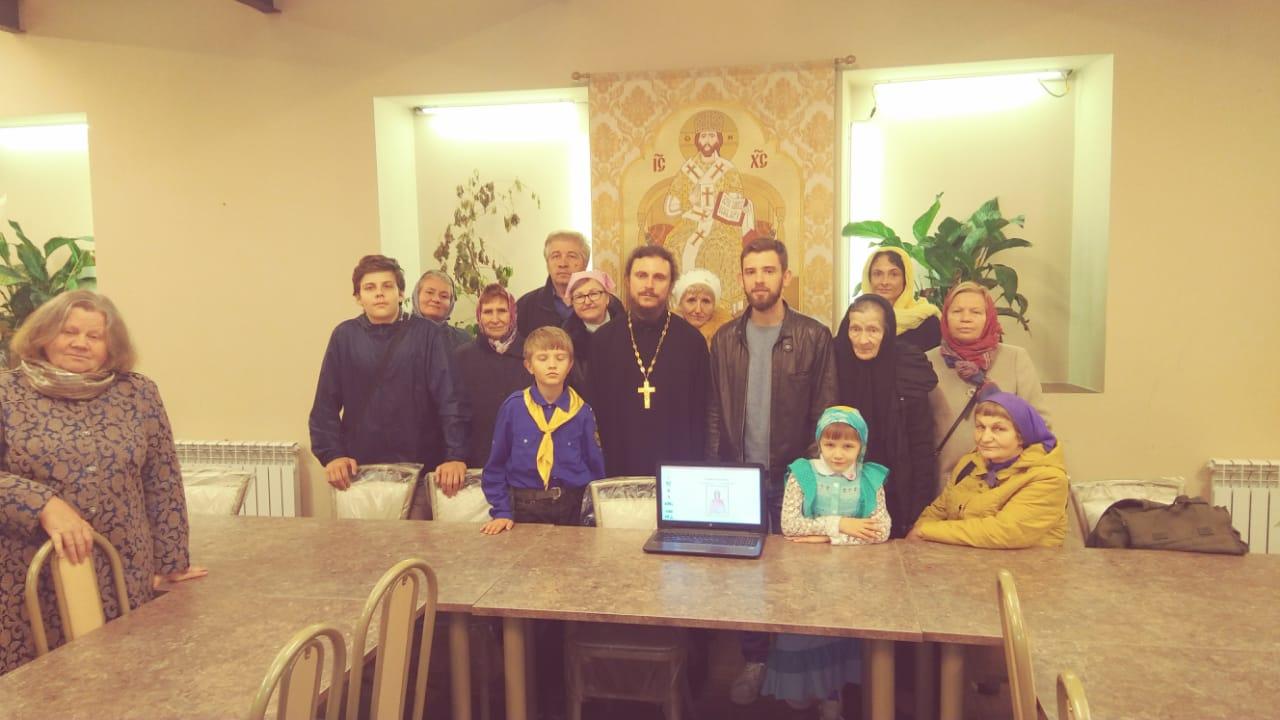 Следопыты Московского отделения БПС приняли участие в Открытом молодежном семинаре, посвященном проблемам церковной истории