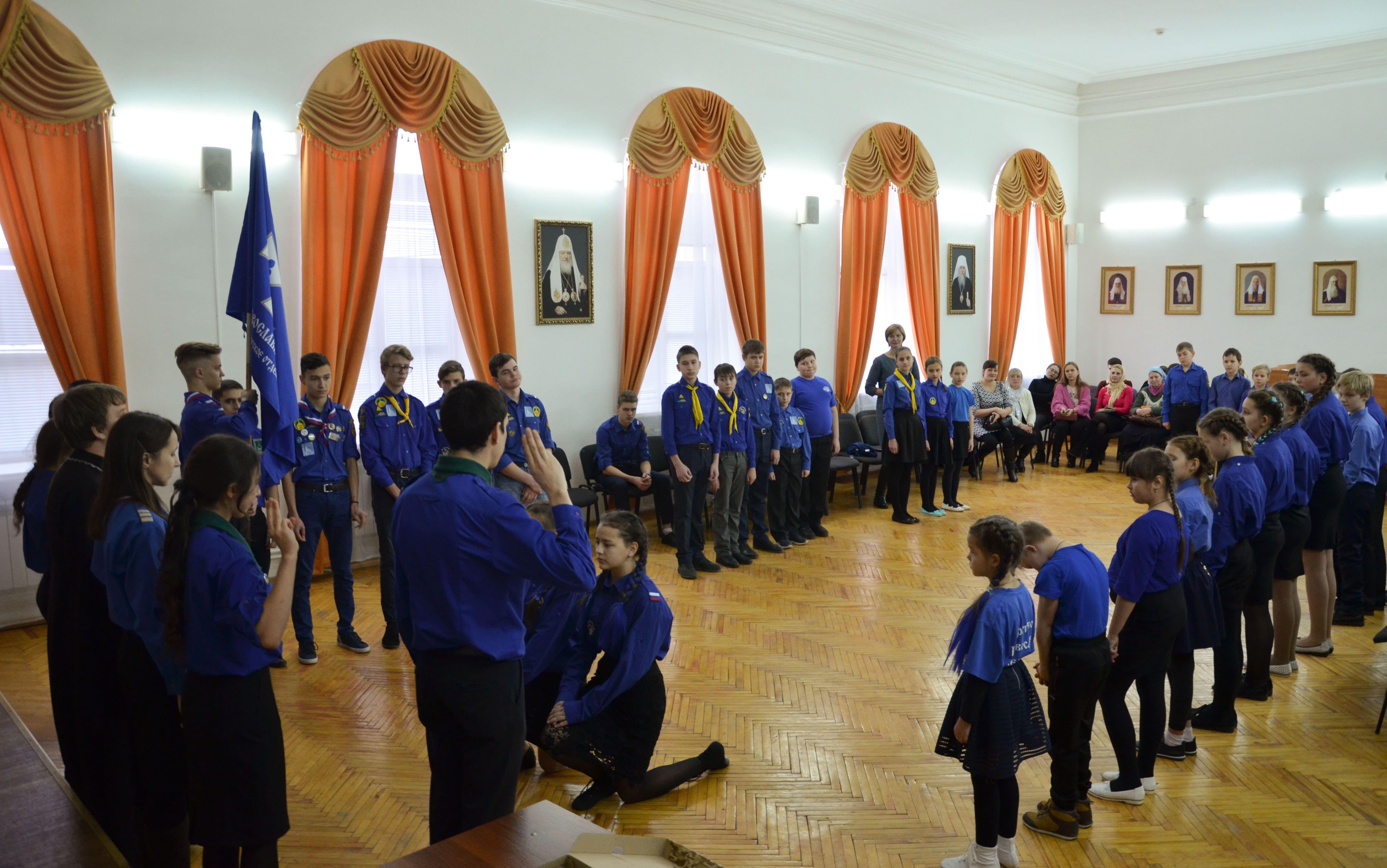День рождения БПС в Оренбурге