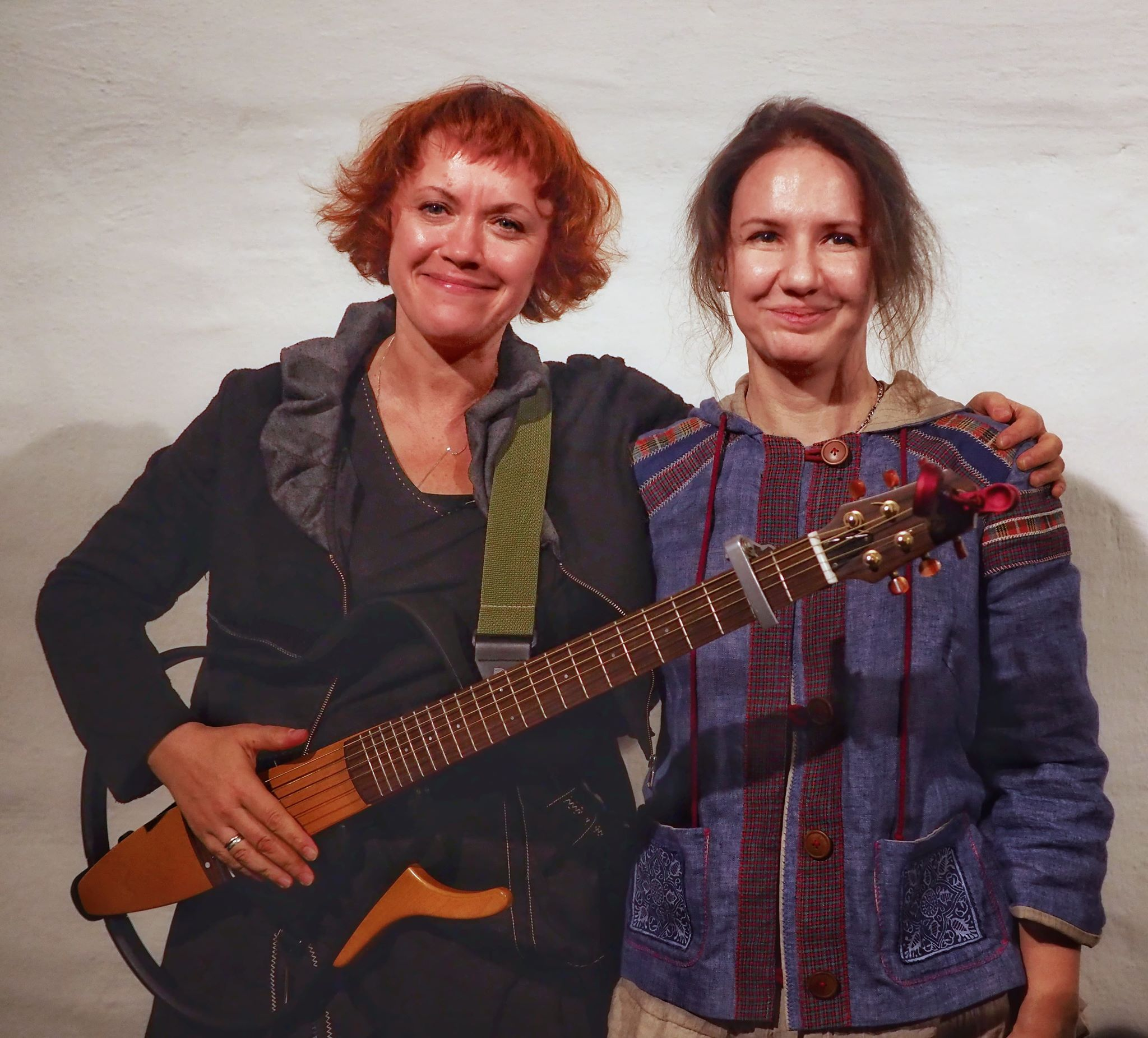 На Крутицом подворье состоялся концерт Ольги Чикиной и Ирины Пыжьяновой