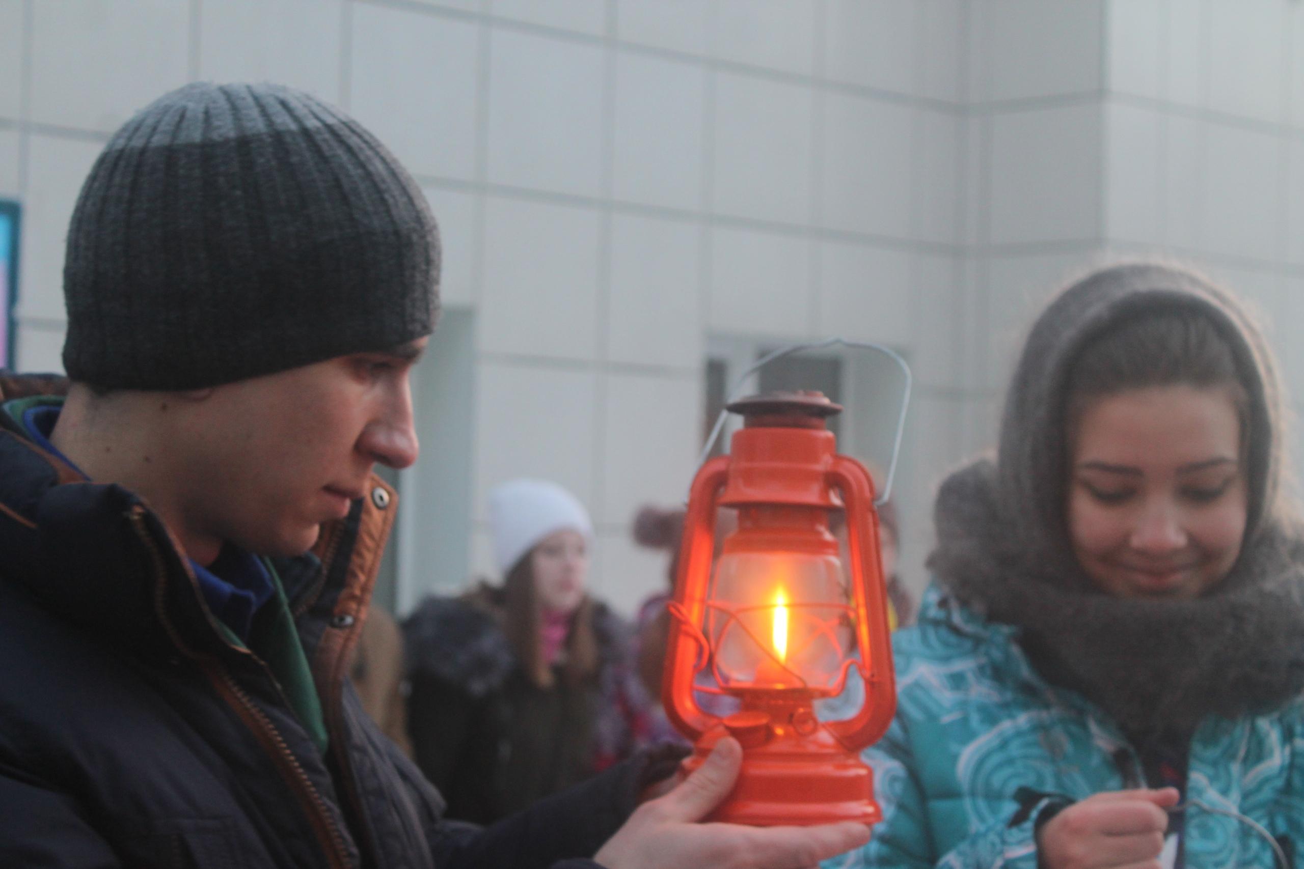 Рождественский лагерь кемеровских следопытов - в гостях в Екатеринбурге
