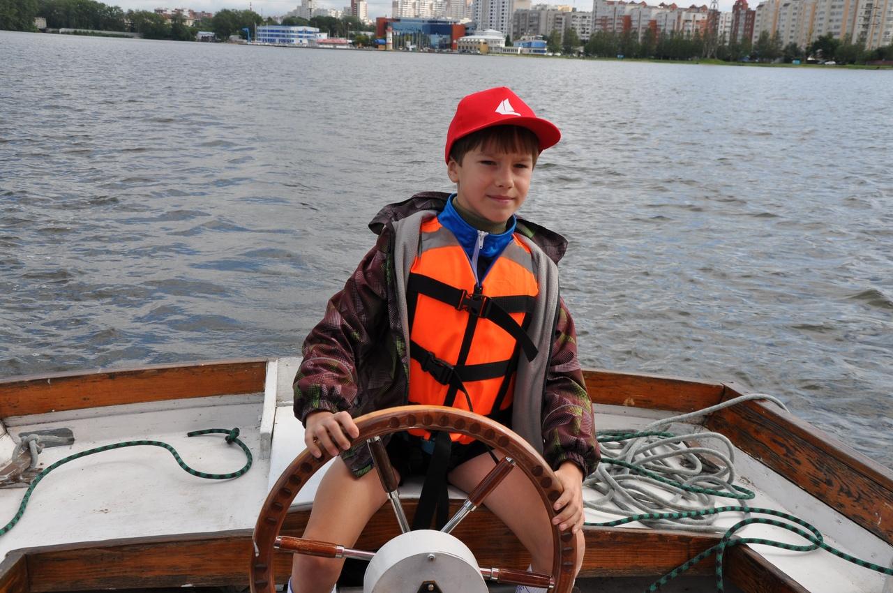В Екатеринбурге появилось новое направление работы - морское дело