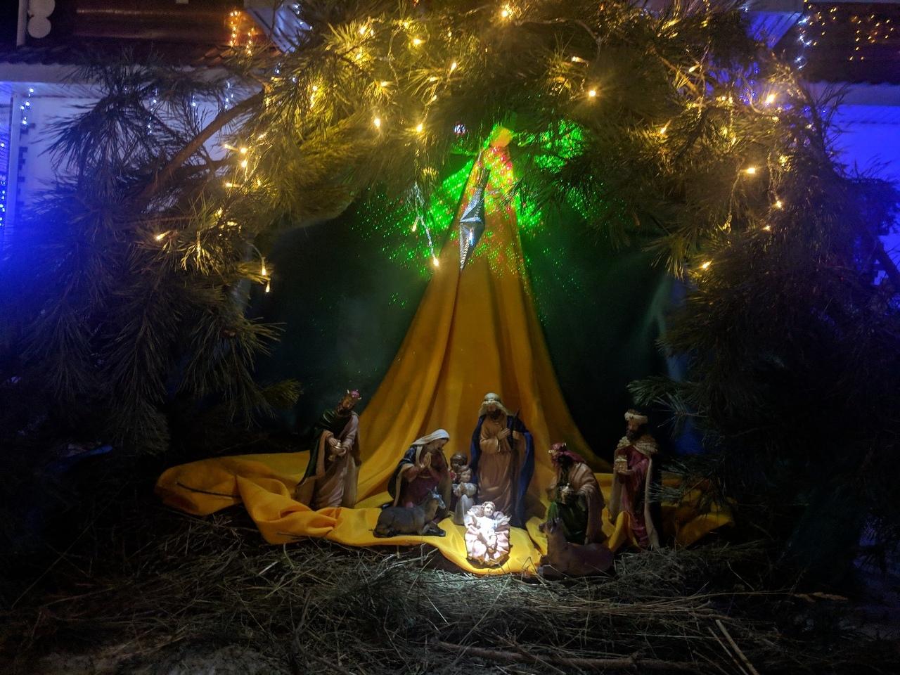 Рождественские сборы уфимских следопытов