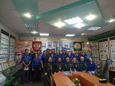 Курсы повышения квалификации руководителей Братства православных следопытов